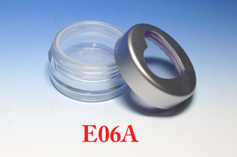 Cosmetic Round Jar E06A