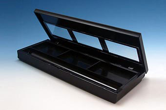 Rectangle and Black Eyeshadow Container K3