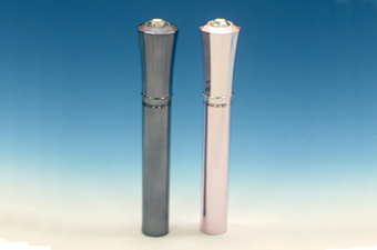 Mascara Container With Diamond Topping